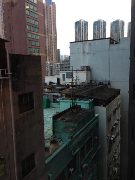 香港・マカオツアー4日目:飲茶と事務所とマンションと in モンコック(旺角・MongKok)