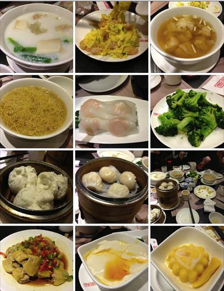 香港のおかゆはマジで美味い