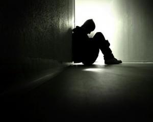 孤独を感じて絶望
