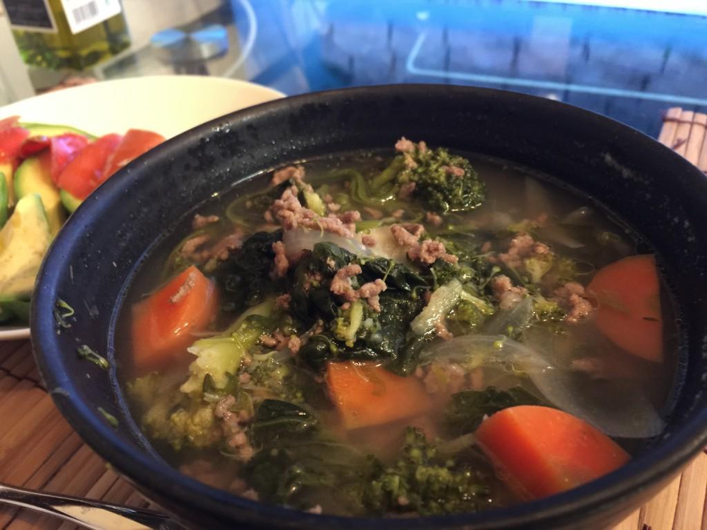 完全無欠スープ | シリコンバレー式自分を変える最強の食事