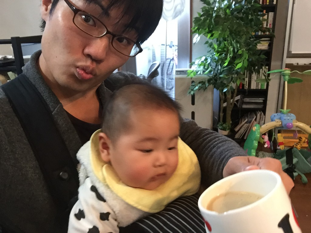息子「うおー、これで俺もダイエット出来るのか!」 パパ「いや、お前はもっと太ってくれ…」